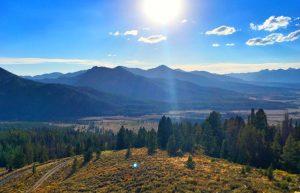 Rocky Mountains, Colorado USA