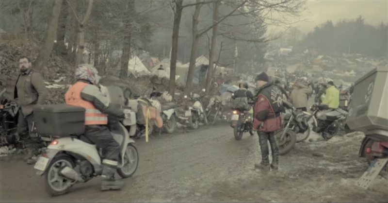 Elephant Rally Germany motorcycles