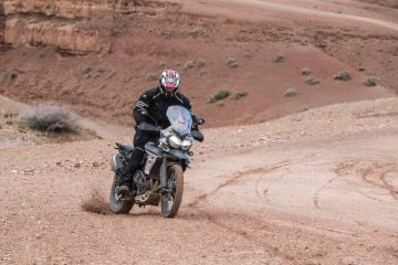 Triumph Tiger 800 2018 off-road