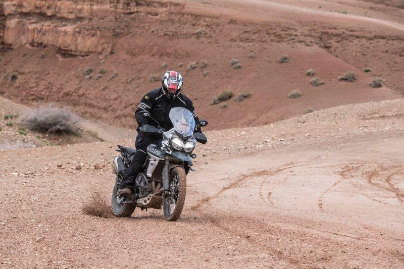 Triumph Tiger 800 2018 off-road
