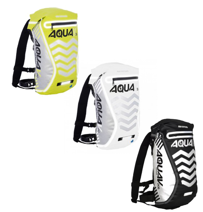 Product images of the Oxford Aqua Roll Bag