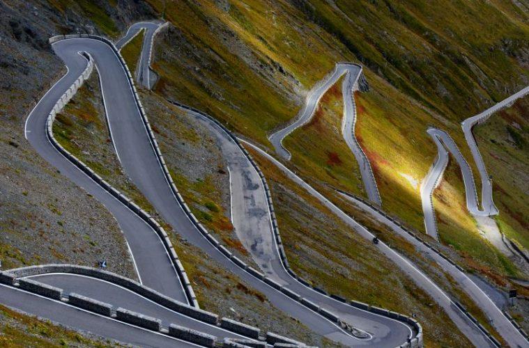 alpine pass Justin LaBerge
