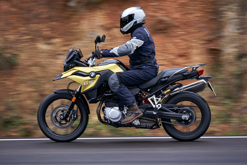 BMW F750GS review 2018