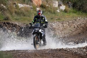 BMW F850GS off-road