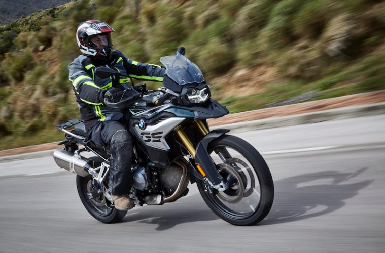 BMW F850GS review