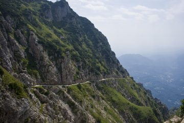 Strada delle 52 Gallerie World's most dangerous roads