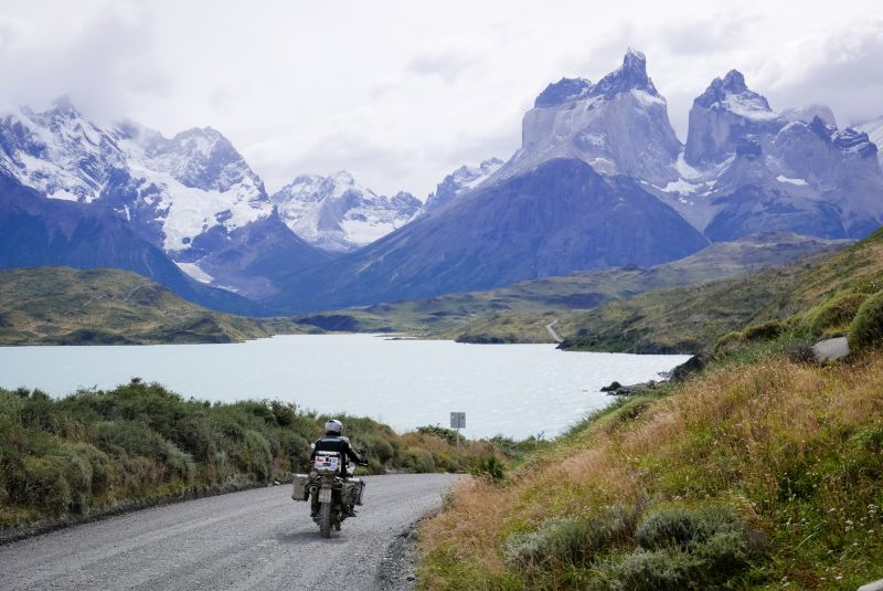 ride in South America - torres del paine 1