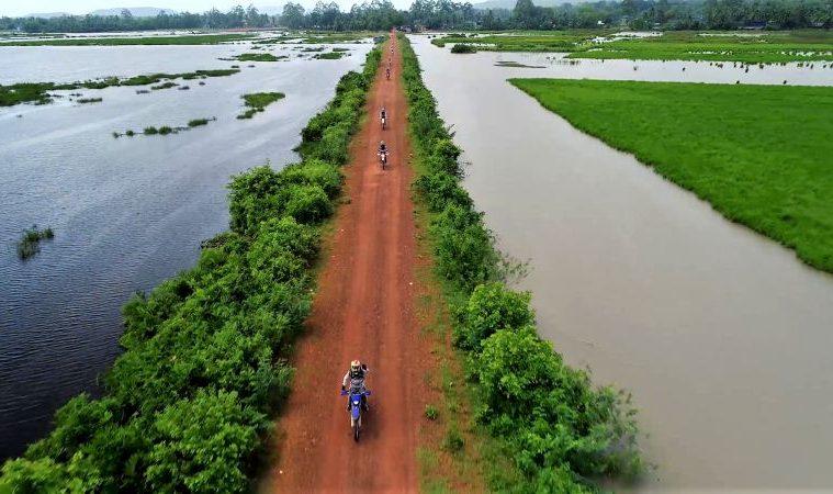 dancing roads cambodia
