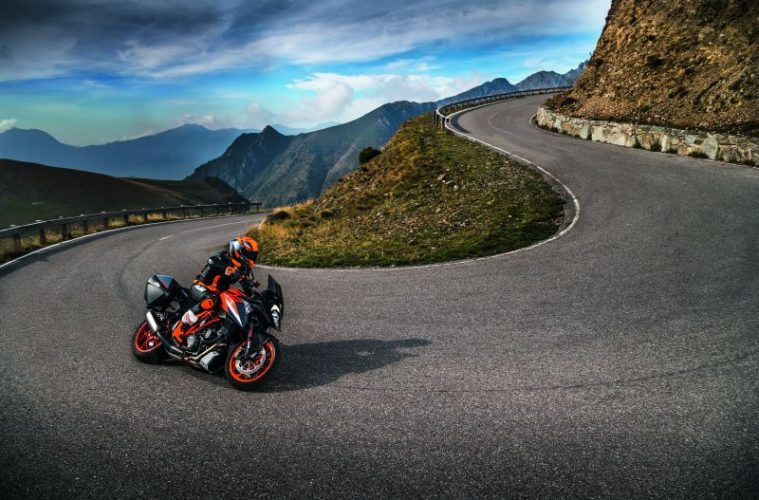 KTM Super Duke GT - Sports Tourer