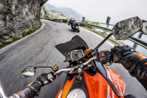 KTM Super Duke GT - Sports Tourer Technology