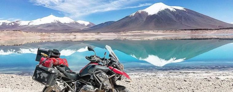 best adventure biking photos