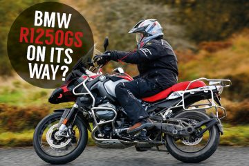 BMW R1250GS on its way?