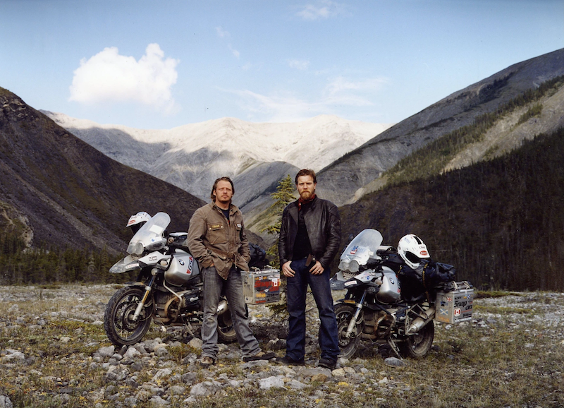 Charley Boorman Ewan McGregor Long Way Round