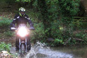 Honda CB500X Rally Raid 2015