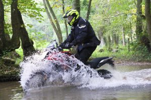 Honda CB500X Rally Raid off-road