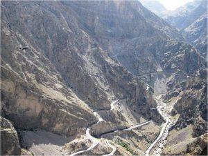 Kabul-Jalalabad Highway, Afghanistan