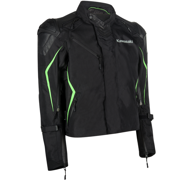 Kawasaki Highline Tourer Textile Jacket