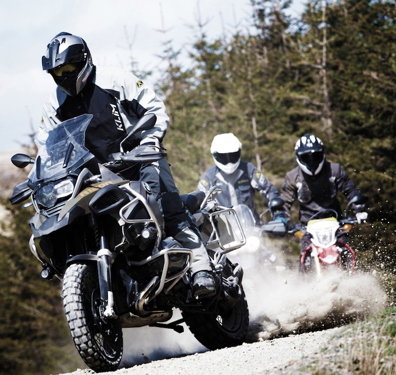 off-road motorcycle competition