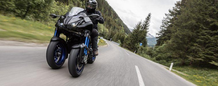 Review of the Yamaha Niken three-wheeler