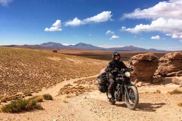 round the world motorcycle trip video