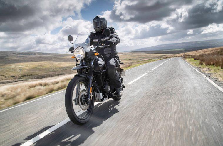 Royal Enfield Himalayan 2018 Motorcycle Review Adventure Bike Rider