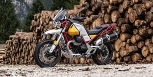 Moto Guzzi V85 TT adventure bike confirmed for 2019 production