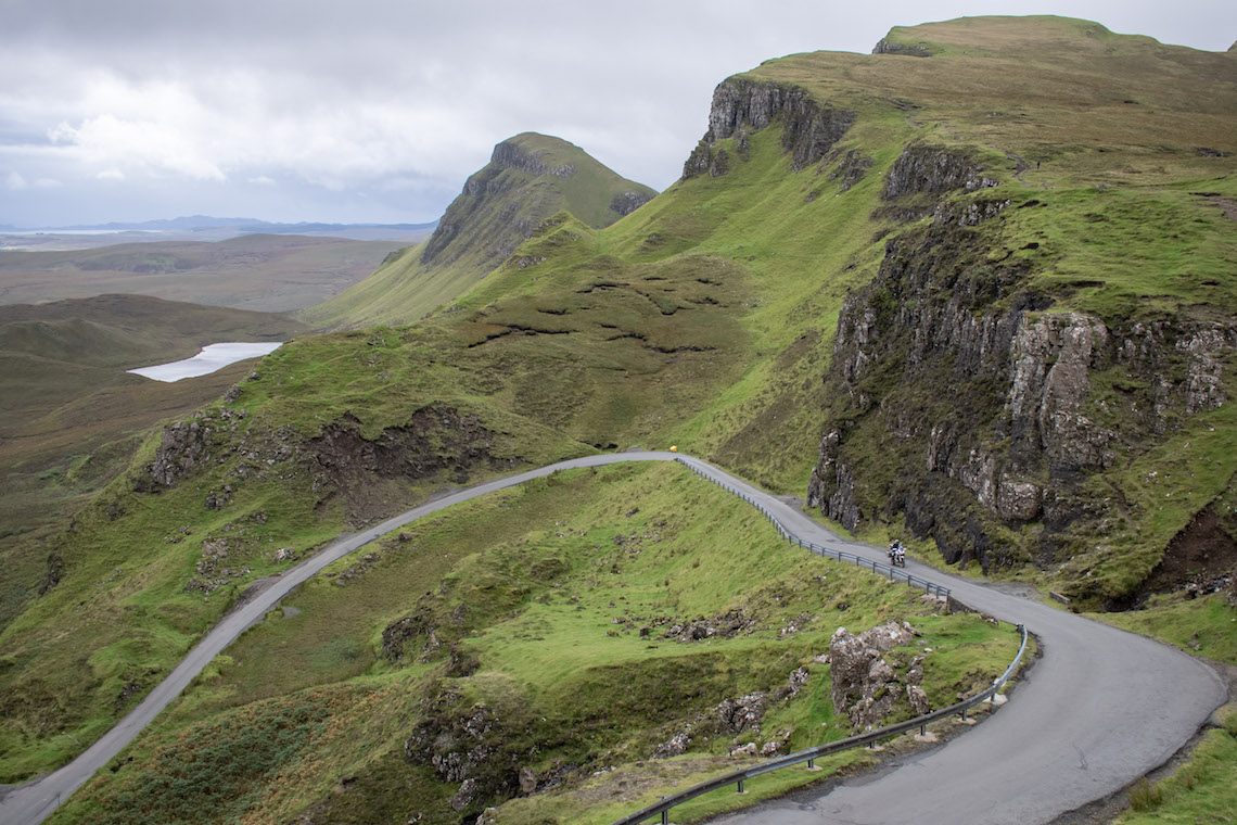 weekend motorcycle rides scotland