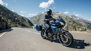 Yamaha announces new Tracer 700GT for 2019