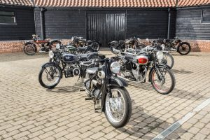 Bonhams classic motorcycle show set for October