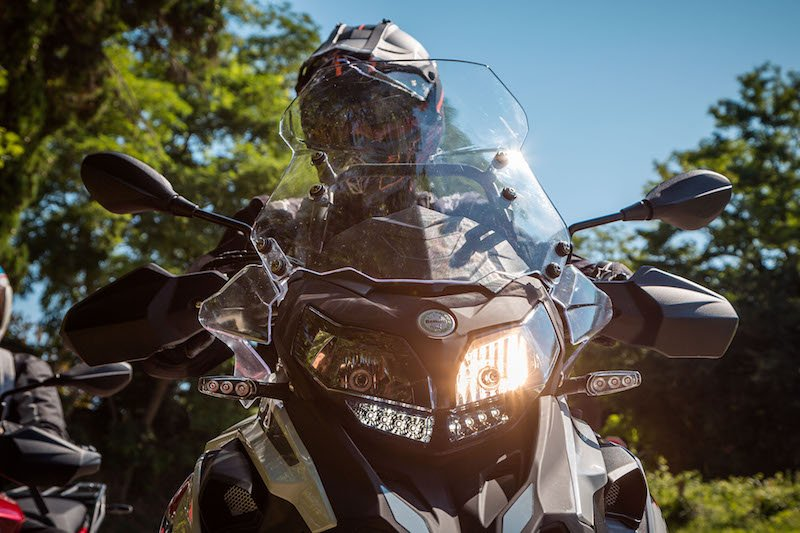 Benelli TRK 502 X Review