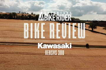 Kawasaki Versys-X 300 video motorcycle review