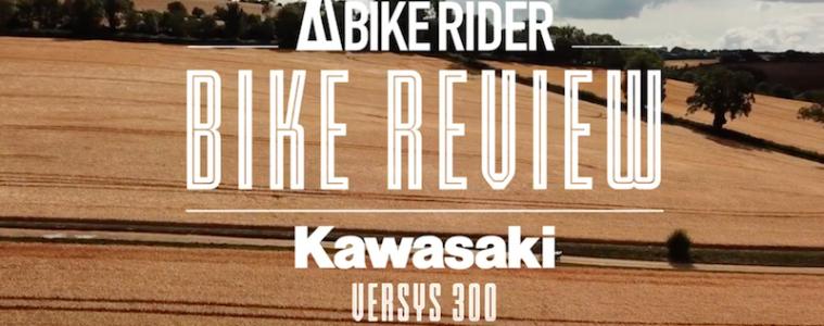 Kawasaki Versys-X 300 video motorcycle review