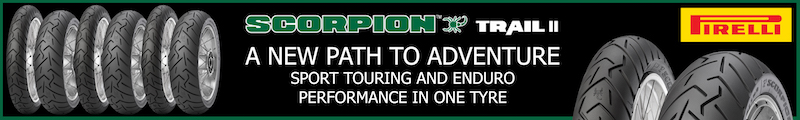 Pirelli Scorpion Trail II banner