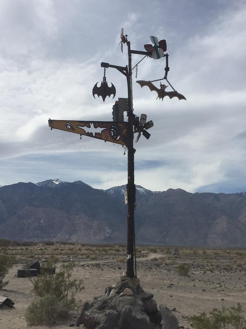 Bat-Pole