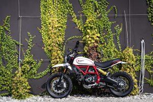 Intermot 2018: Ducati show off new 2019 Scrambler Desert Sled