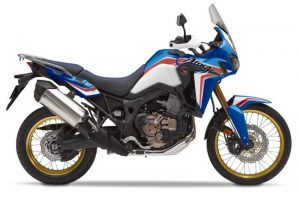 Honda reveal new 2019 Africa Twin colours