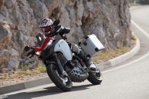 Ducati announces new Multistrada 1260 Enduro for 2019