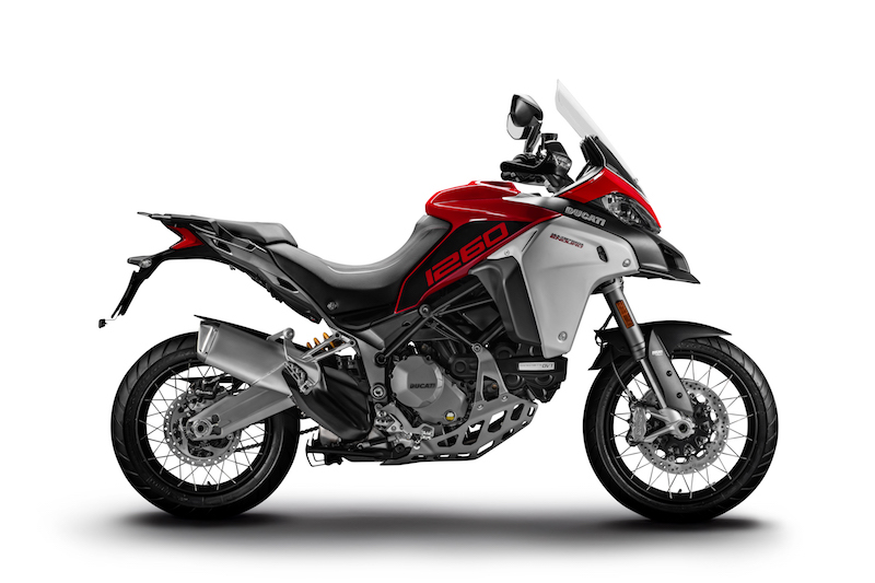 Multistrada Red