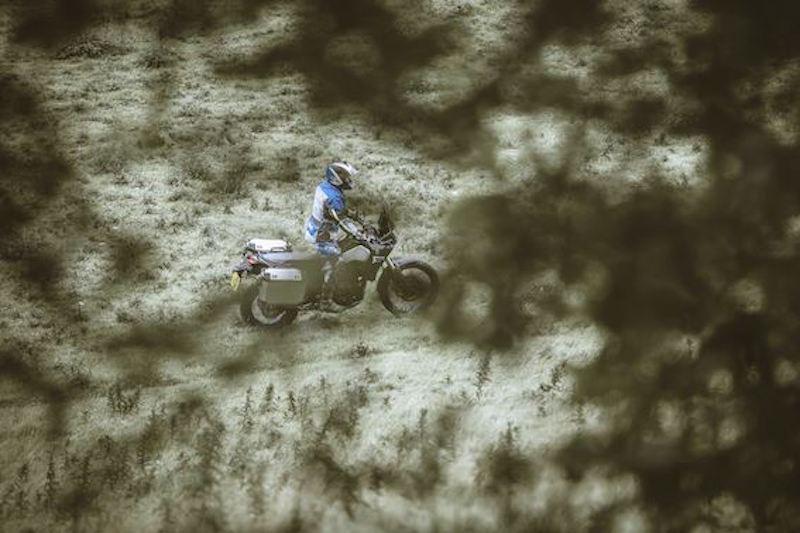 Yamaha Tenere 700