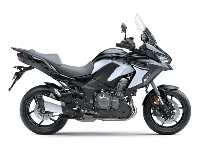 Kawasaki-Versys-Black