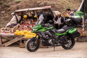 Updated Kawasaki Versys 1000 and special edition 1000 SE announced