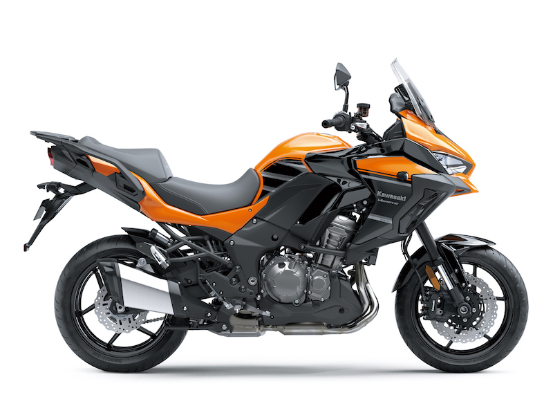 Kawasaki-Versys-Orange