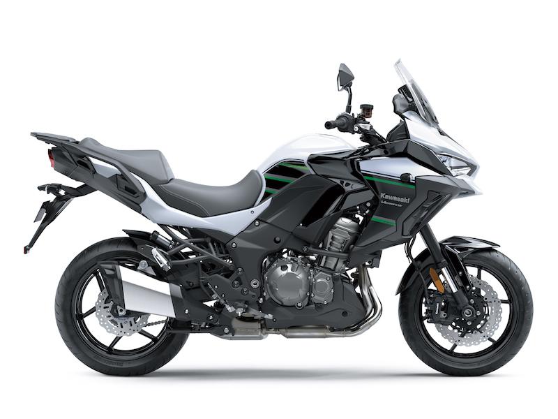 Kawasaki-Versys-White
