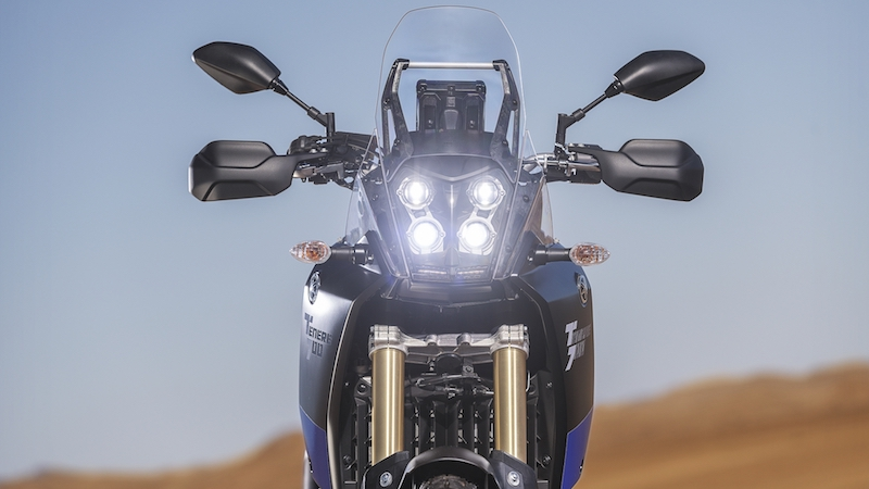 Yamaha-Quad-Led