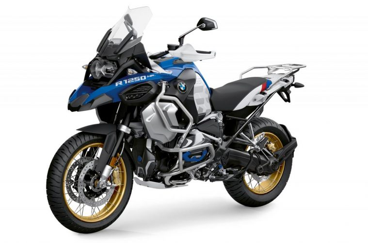 bmw r 1250 gs adventure announced for 2019 adventure. Black Bedroom Furniture Sets. Home Design Ideas