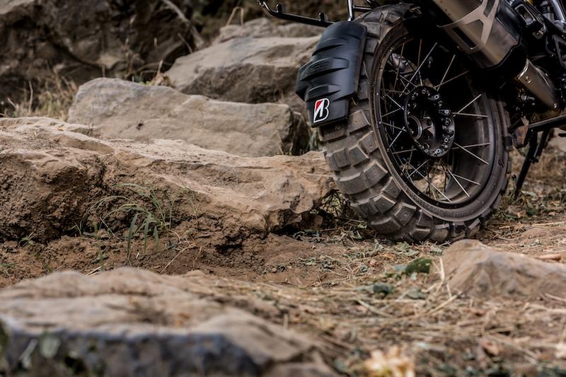 Bridgestone Adventurecross tyres