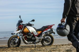 Price of new Moto Guzzi V85 TT adventure bike revealed