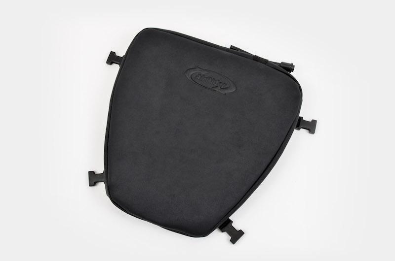 AirRider self-inflating comfort pad
