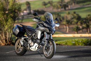 Multistrada 1260 boosts Ducati sales worldwide