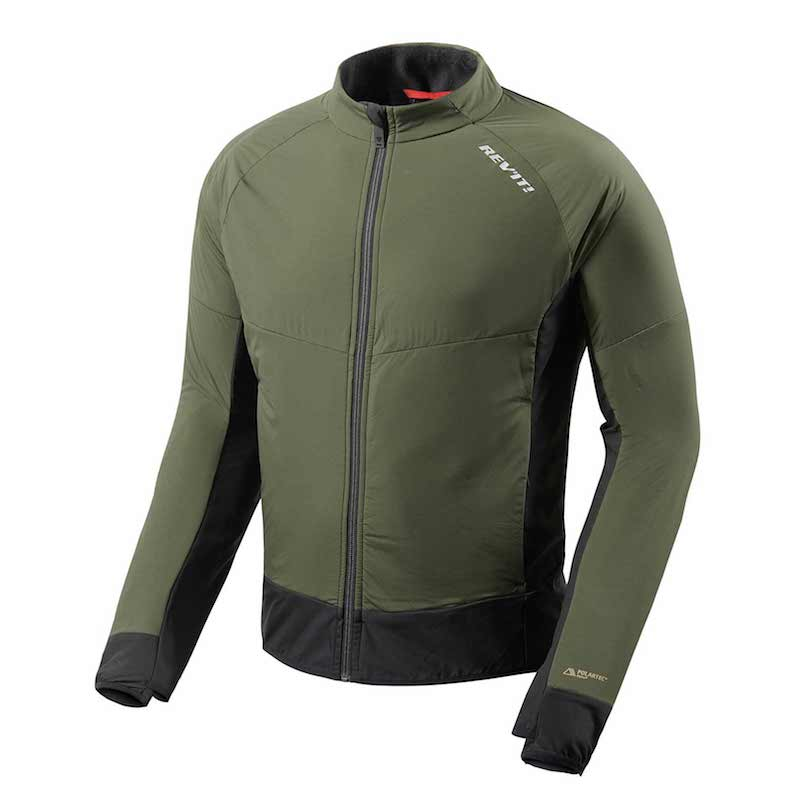 Jacket Climate 2 motorcycle mid layer